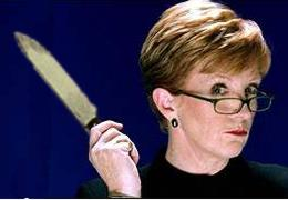 Anne Robinson - Cruel to be Kind?